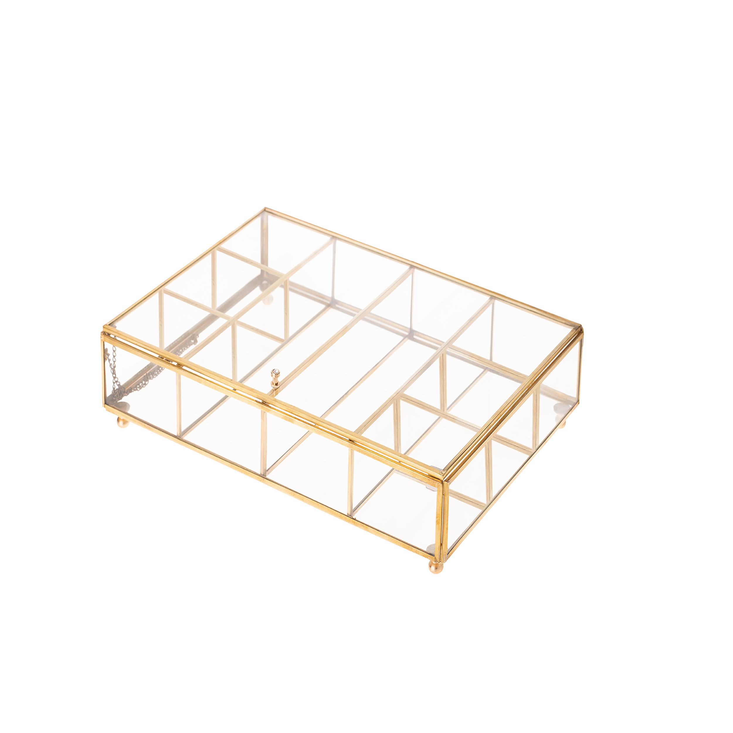 باکس شیشه ای مدل ققنوس کد MK1