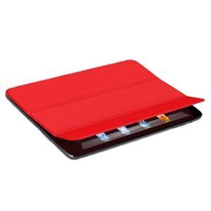 کیف کلاسوری هوشمند قرمز مخصوص آی پد مینی