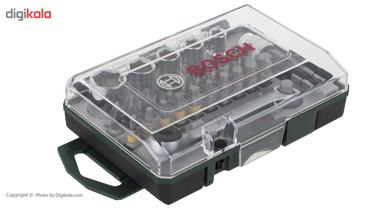 مجموعه 27 عددی سری بکس و پیچ گوشتی بوش مدل 2607017160 main 1 1