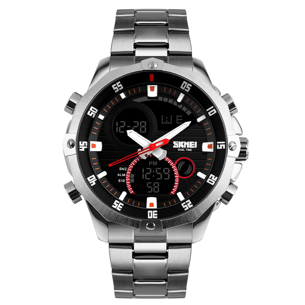 ساعت مچی دیجیتالی مردانه اسکمی مدل 1146 14