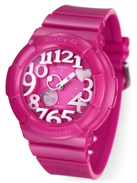 خرید ساعت مچی زنانه کاسیو مدل BGA-130-4BDR
