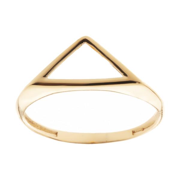 انگشتر طلا 18 عیار زنانه مایا ماهک مدل MR0586