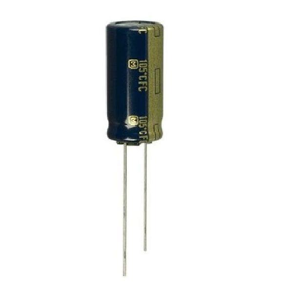 خازن الکترولیت 2.2 میکروفاراد کد 1100 بسته 4 عددی