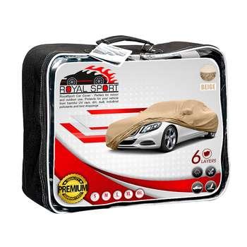 چادر خودرو رویال اسپرت مدل BEIE مناسب برای پژو پارس