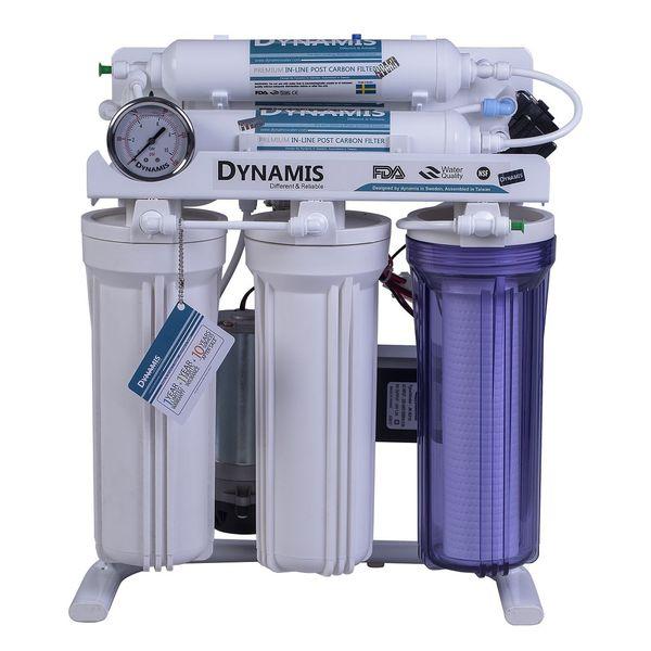 دستگاه تصفیه آب خانگی داینامیس مدل eco