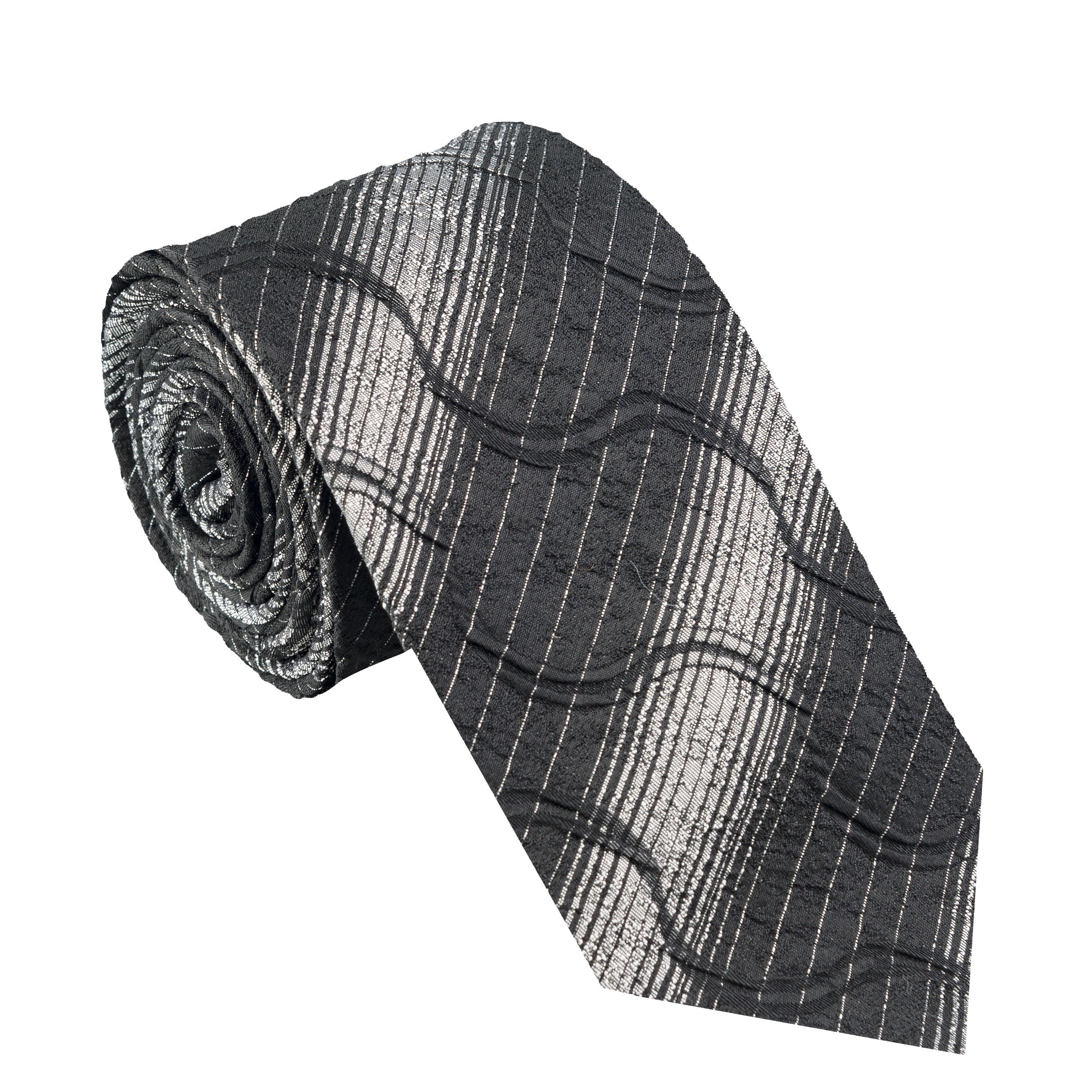 کراوات مردانه جیان فرانکو روسی مدل GF-ST899-BK