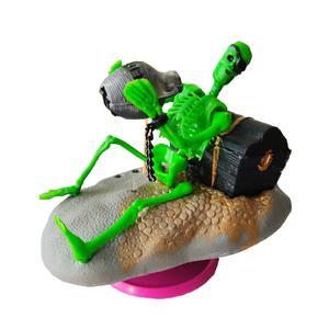 دکوری آکواریوم رویال مدل اسکلت متحرک