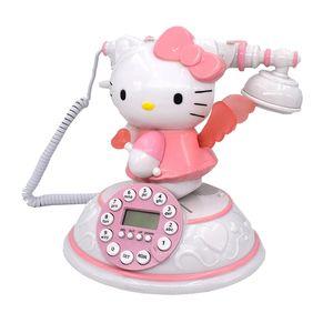 تلفن طرح عروسکی مدل KXT-882CID New