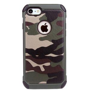 کاور گوشی موبایل مدل camouflage مناسب برای گوشی موبایل آیفون 6 پلاس