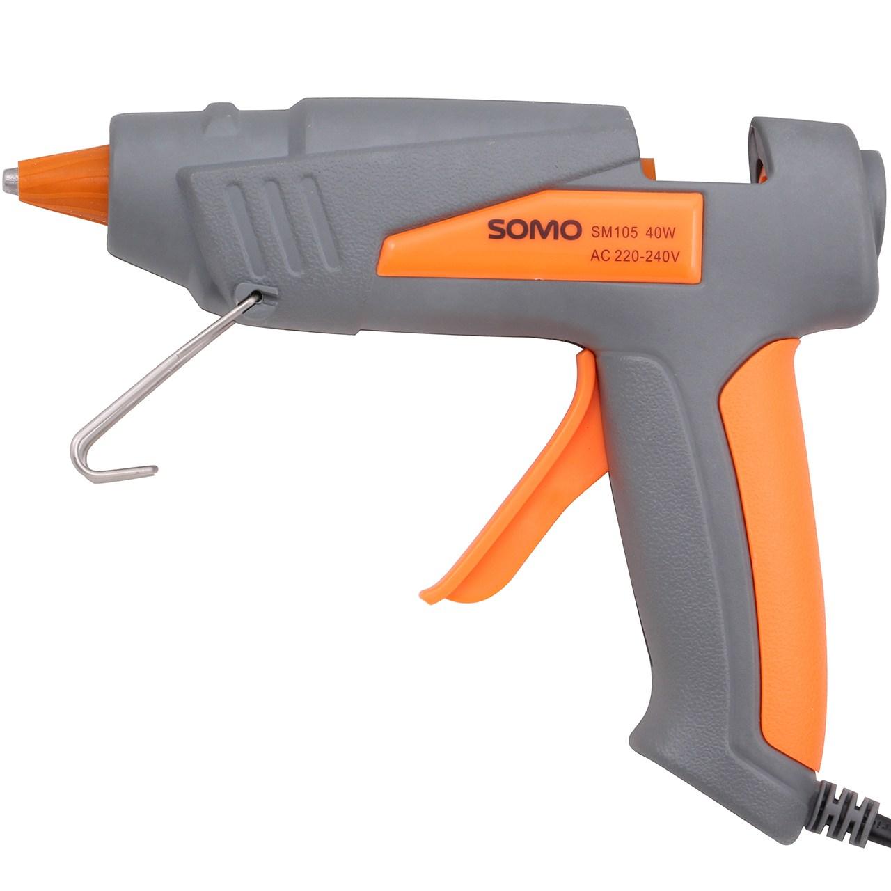 دستگاه چسب تفنگي سومو مدل SM105