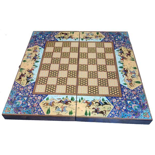 تخته شطرنج کد B16