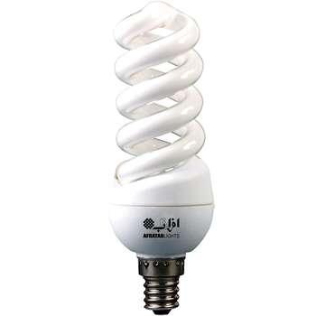 لامپ کم مصرف 12 وات افراتاب مدل 12FSP/E14