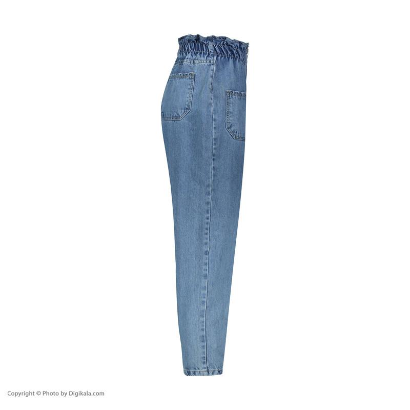 شلوار جین زنانه کیکی رایکی مدل BB3353-403