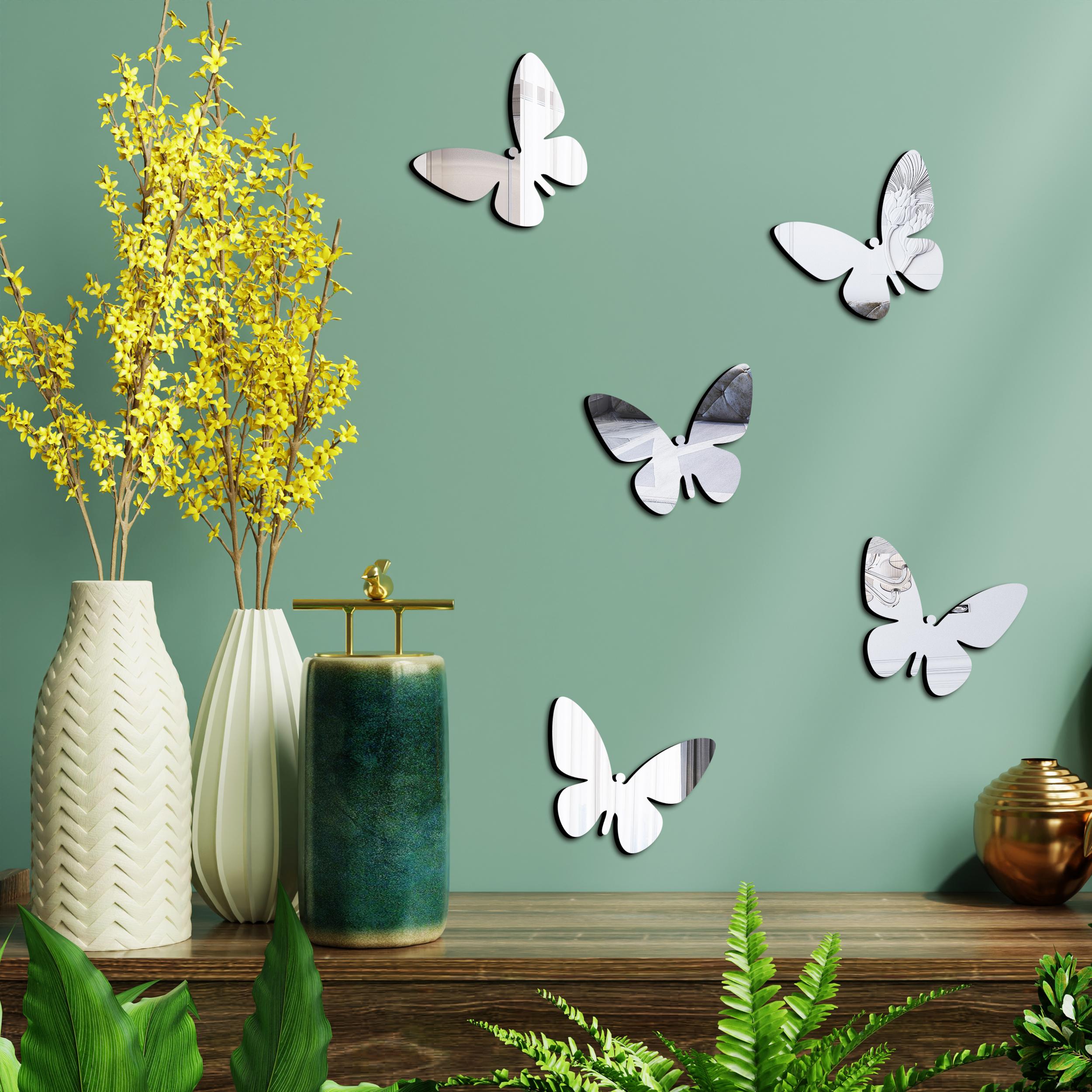 آینه اِلِنسی مدل پروانه