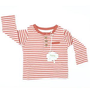 تیشرت آستین بلند نوزادی لوپیلو کد LUP10
