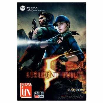بازی Resident Evil مخصوص PC