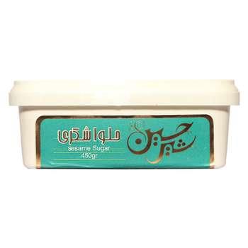 حلوا شکری شیر حسین - 450 گرم