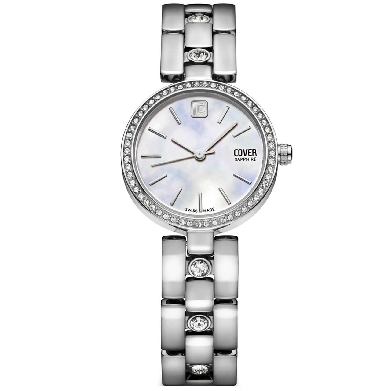 ساعت مچی عقربه ای زنانه کاور مدل Co147.01