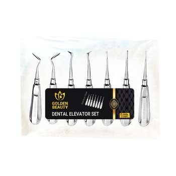 ست الواتور دندانپزشکی گلدن بیوتی مدل X7 بسته ۷ عددی