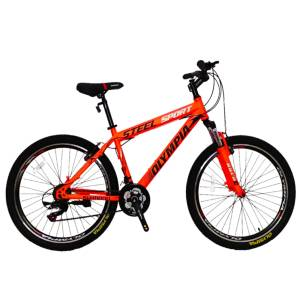 دوچرخه کوهستان المپیا مدل SPORT STEEL سایز 26