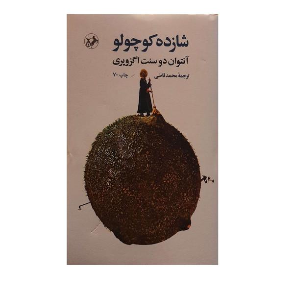 کتاب شازده کوچولو اثر آنتوان دو سنت اگزوپری نشر امیرکبیر
