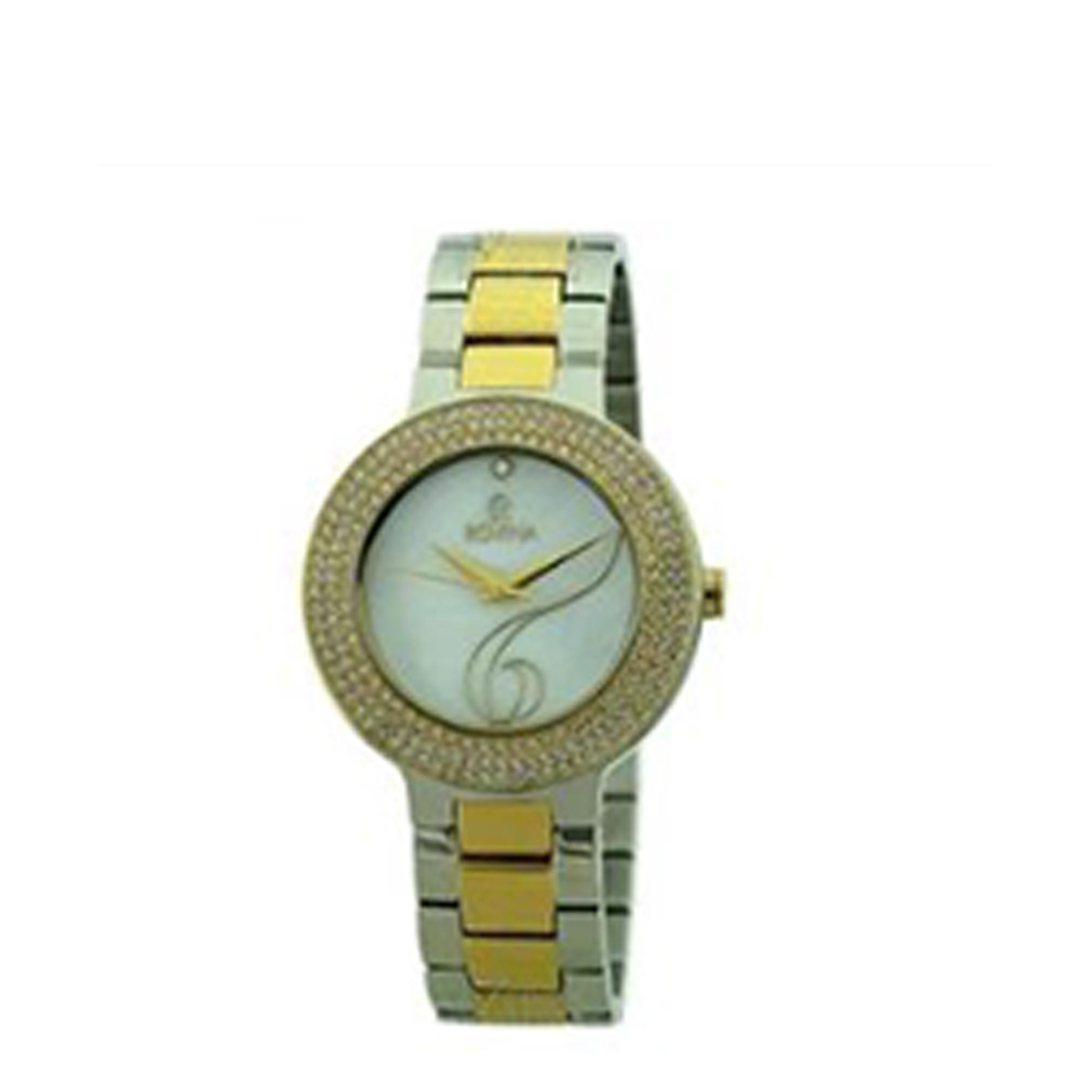 خرید و قیمت                      ساعت مچی  زنانه روینا مدل 78101-L2BW