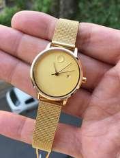 ساعت مچی عقربه ای زنانه اوبلاک مدل 72695 -  - 2