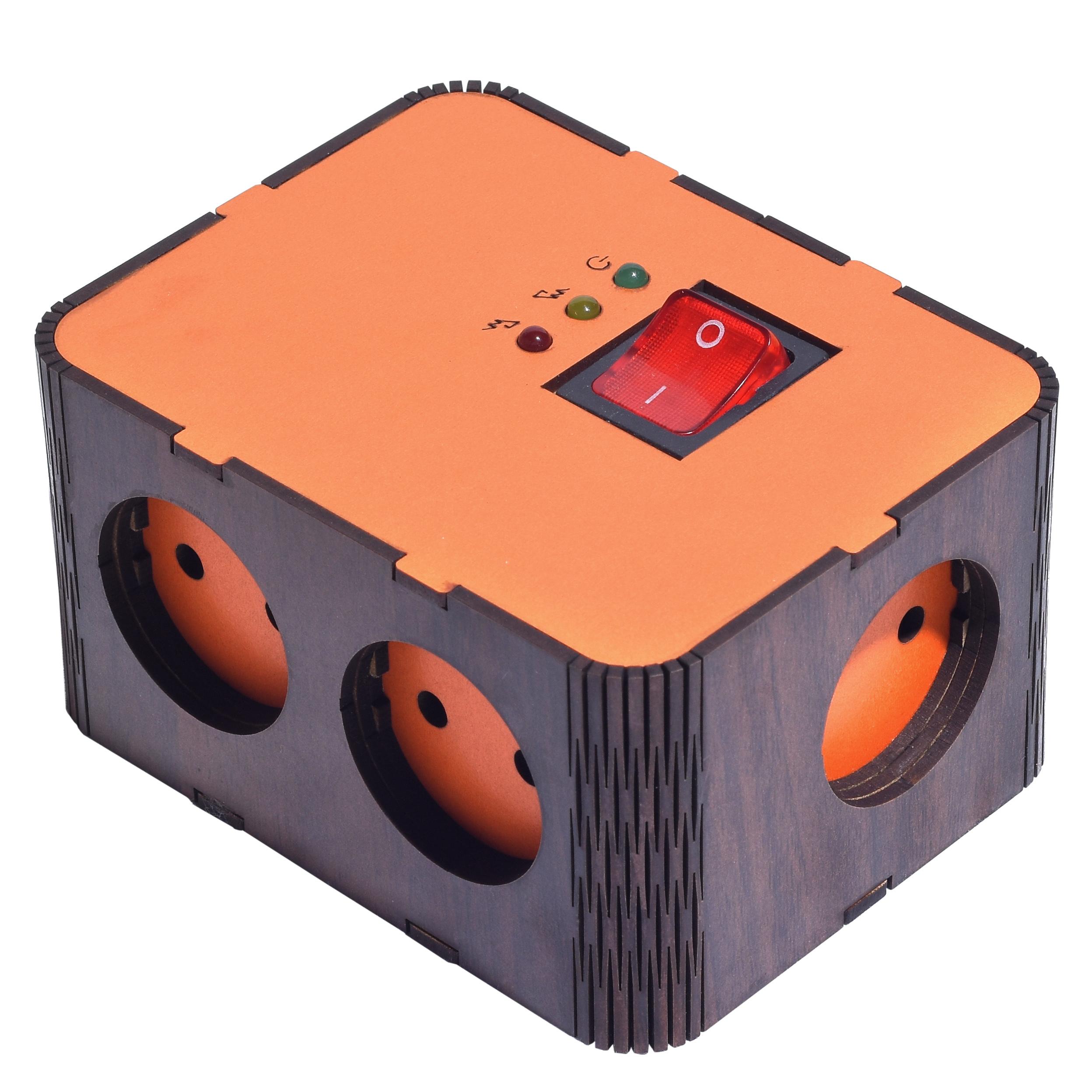 محافظ ولتاژ مدل P4