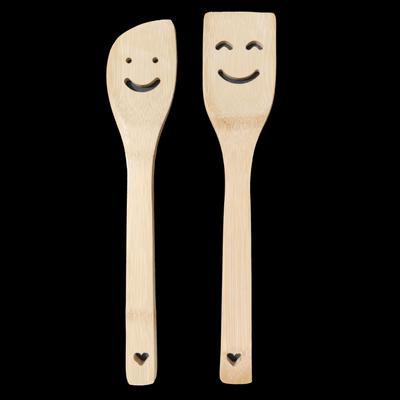 سرویس کفگیر 2 پارچه مدل لبخند کد 210