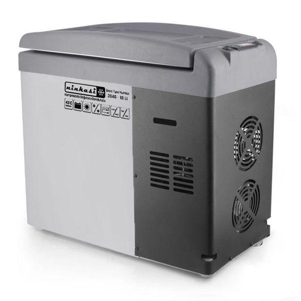 یخچال خودرو نینکاسی مدل 2646_18Lt
