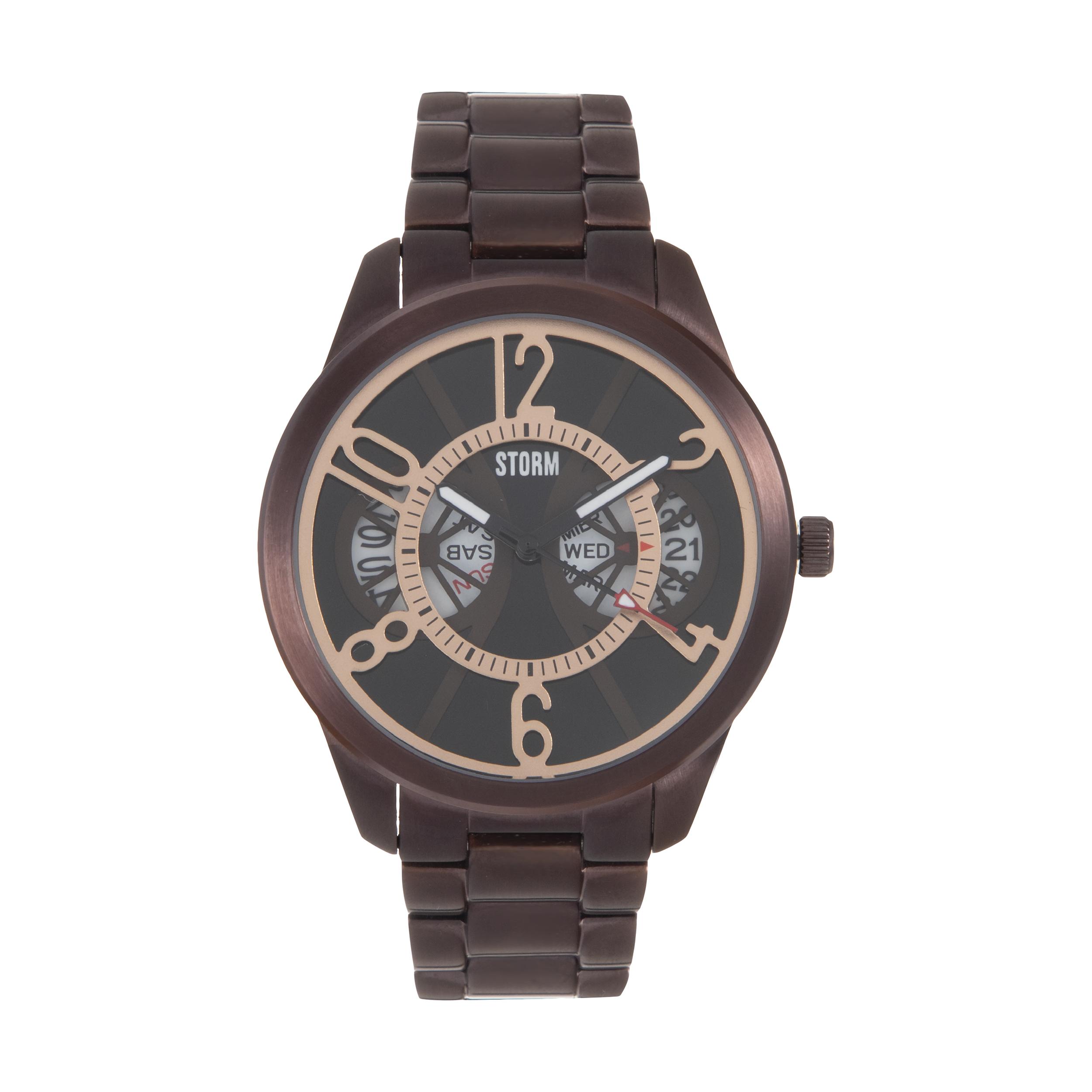 ساعت مچی عقربه ای مردانه استورم مدل ST 47200-BR              ارزان