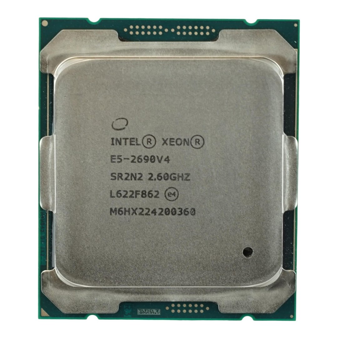 پردازنده اینتل مدل E5-2690 V4