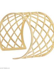 انگشتر طلا 18 عیار زنانه نیوانی مدل NR026 -  - 6