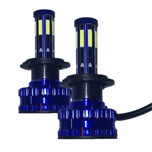 لامپ هدلایت خودرو رمینگتون مدل H7 بسته ۲عددی