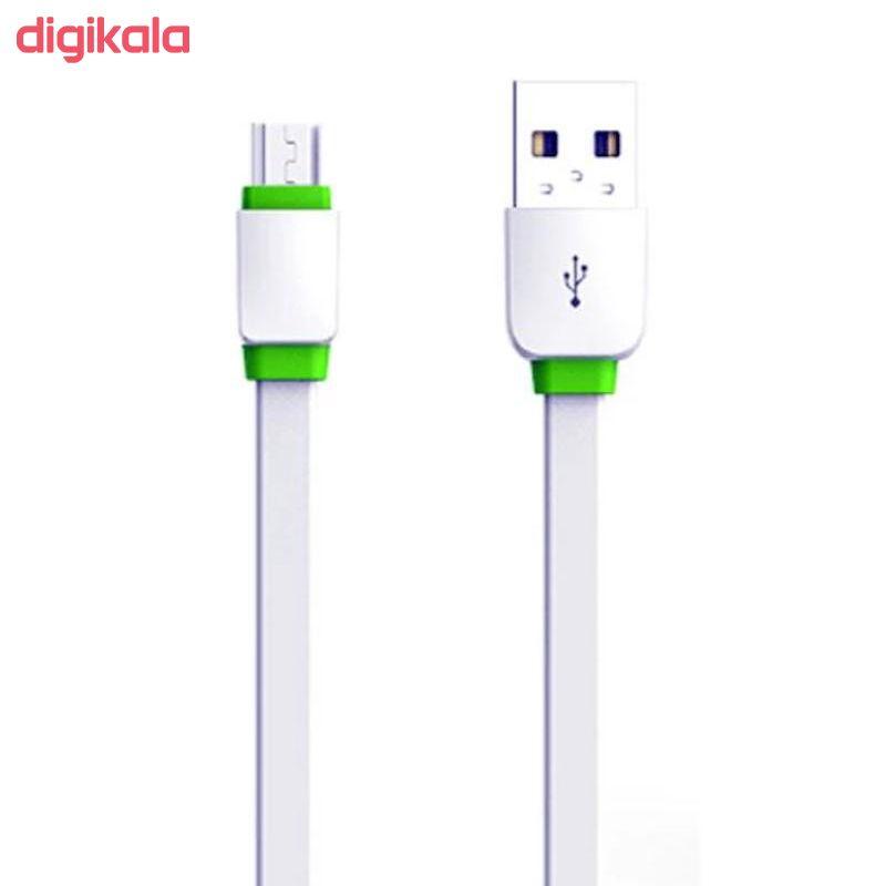 کابل تبدیل USB به microUSB امی مدل MY-445 طول 1 متر main 1 2