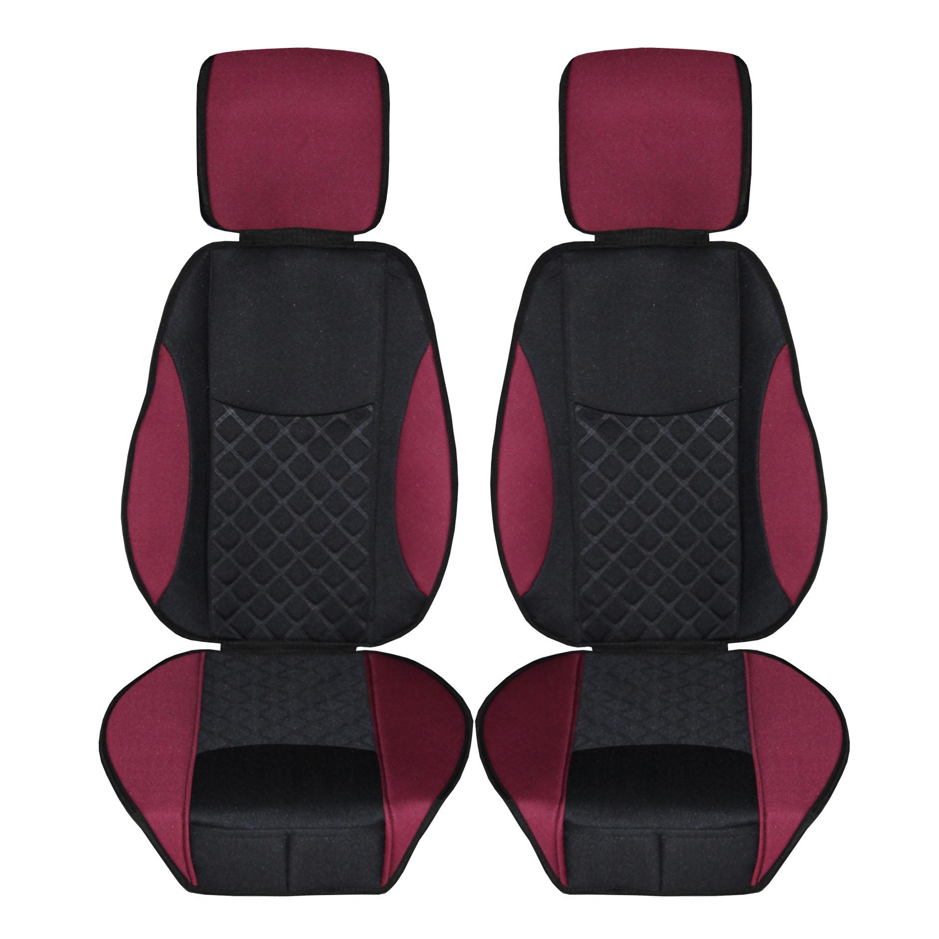 پشتی صندلی خودرو مدل PD001 بسته 2 عددی