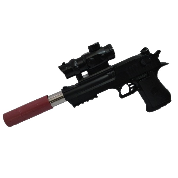 خرید                     تفنگ بازی مدل کلت کد 365