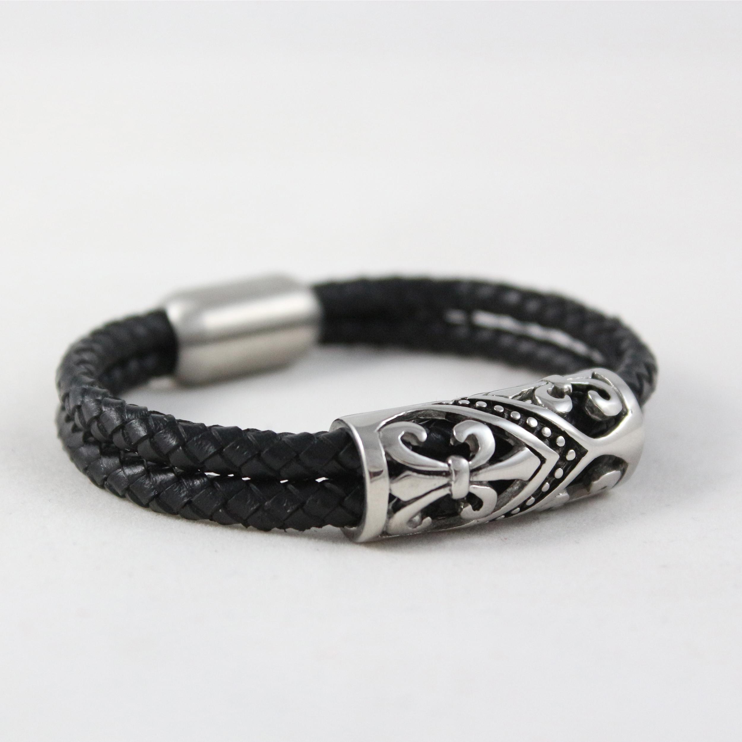 دستبند مردانه مدل R-M221