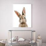 تابلو کودک مدل Woodland Rabbit