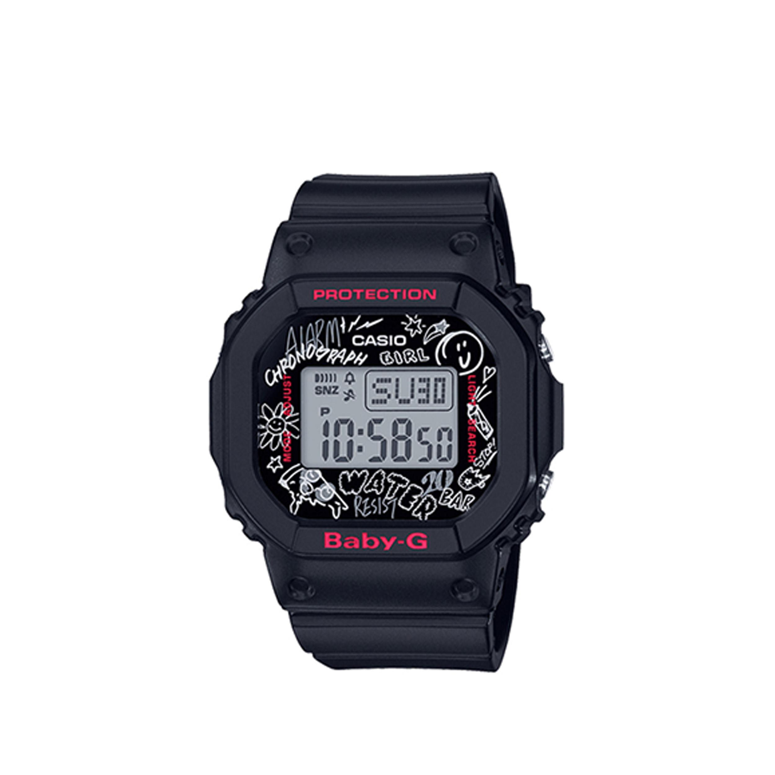 ساعت مچی دیجیتالی زنانه کاسیو مدل BGD-560SK-1DR