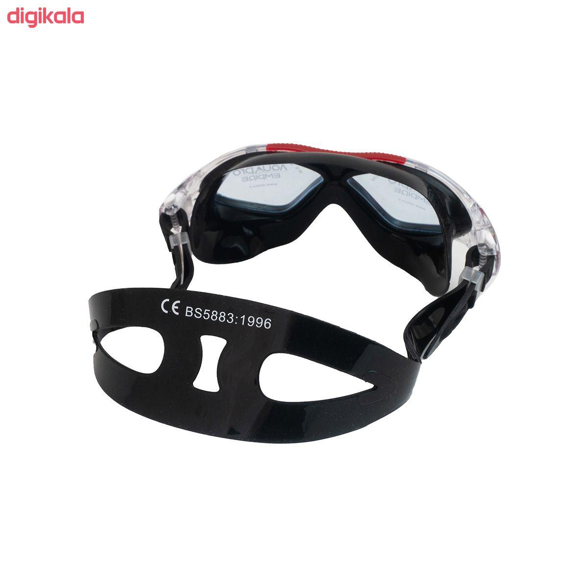 عینک شنا اکوا پرو مدل X7 main 1 9
