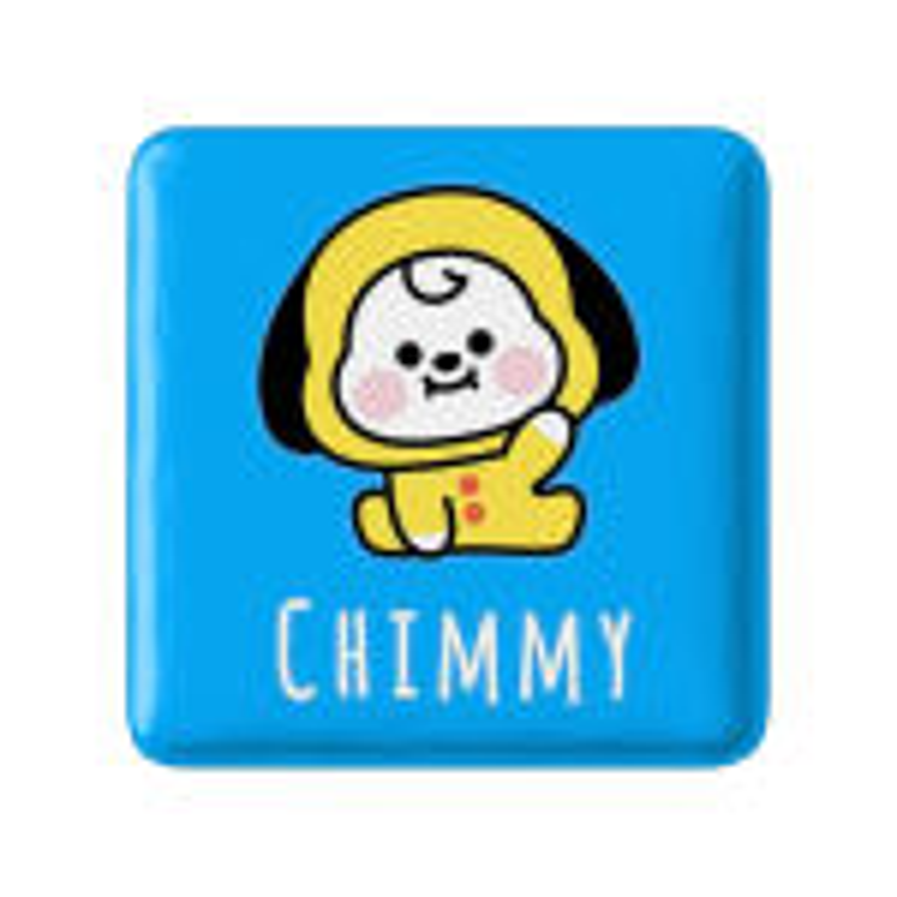 پیکسل خندالو طرح BT21 Chimmy گروه بی تی اس کد 4446