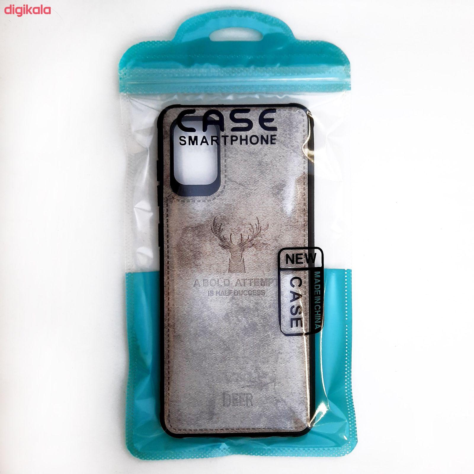 کاور مدل CO506 طرح گوزن مناسب برای گوشی موبایل سامسونگ Galaxy A31 main 1 11