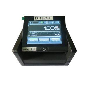 دستگاه تفکیک و تشخیص اصالت اسکناس دیتک مدل  220