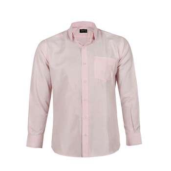 پیراهن آستین بلند مردانه ناوالس مدل NoX8020-PK