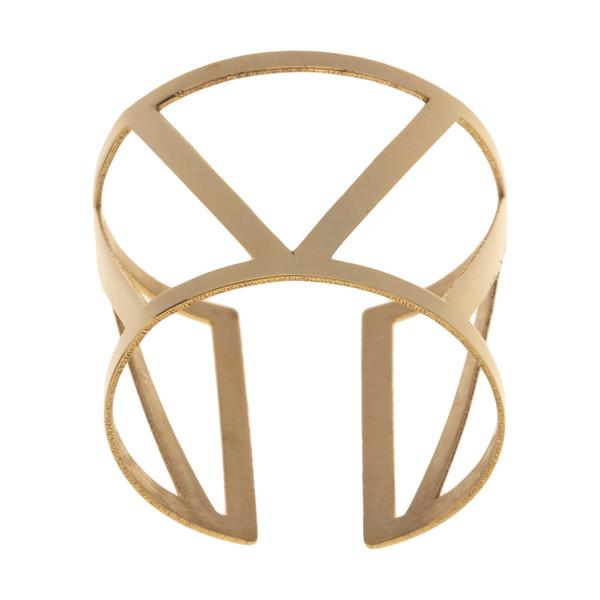 انگشتر طلا 18 عیار زنانه نیوانی مدل NR059