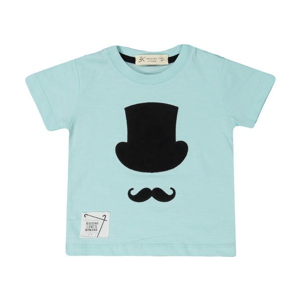 تی شرت پسرانه بی کی مدل 2211112-53