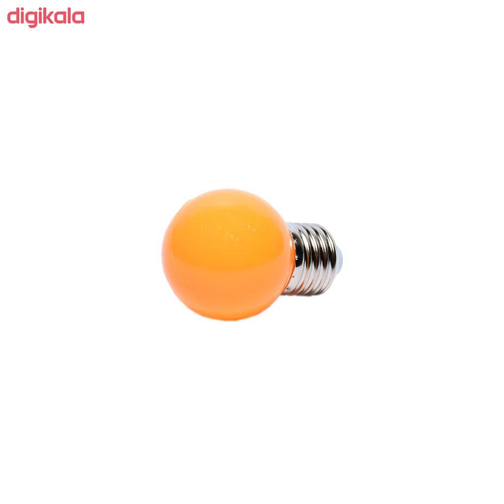 لامپ 1 وات ایران زمین مدل ANIL01 پایه E27 main 1 1