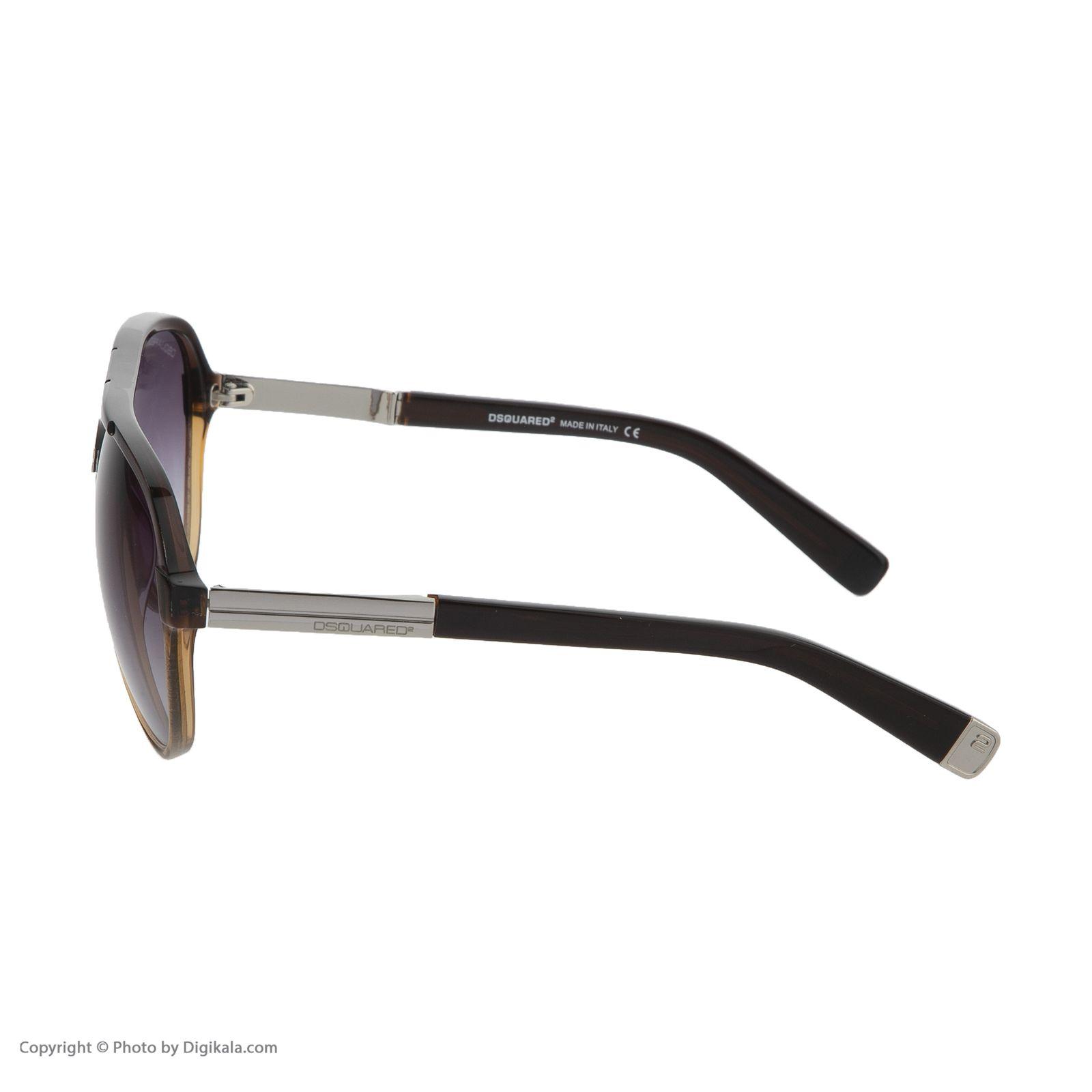 عینک آفتابی  دیسکوارد مدل 0070 -  - 4