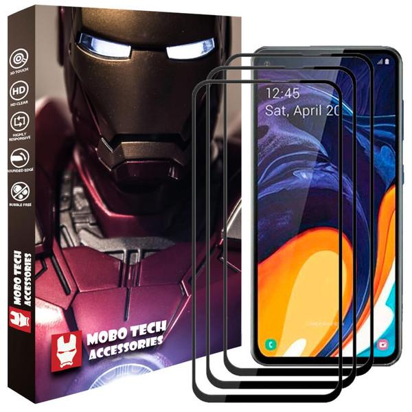 محافظ صفحه نمایش موبو تک مدل SSG-SA11-3 مناسب برای گوشی موبایل سامسونگ Galaxy A11 بسته سه عددی